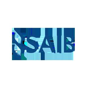 Logotipo de SAIB