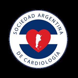 Logotipo de la Sociedad Argentina de Cardiología