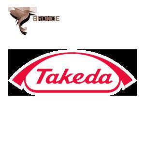 Logotipo de Takeda