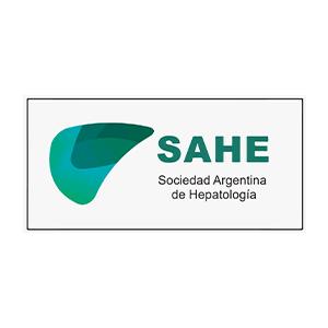 Logotipo de Sociedad Argentina de Hepatología
