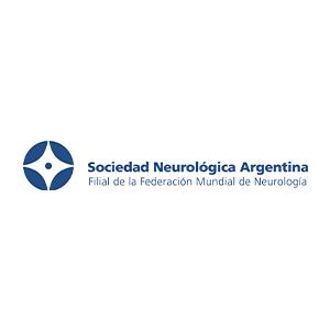 Logotipo de Sociedad Neurológica Argentina